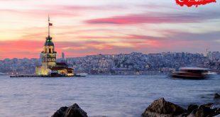 برج دختر,Maiden's Tower,رفتن به قلعه دختر استانبول