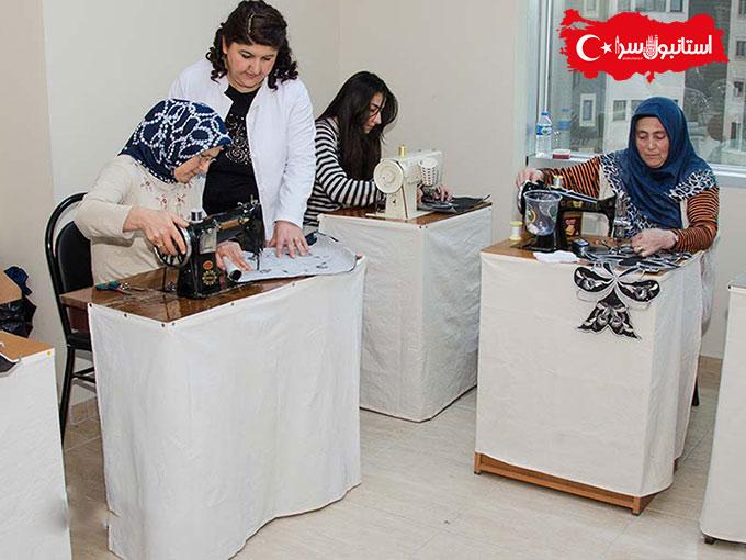 چه افرادی در این مراکز ایسمک میتوانند تحصیل کنند,آموزش رایگان زبان ترکی استابولی,آموزش برای مهاجران کشورترکیه