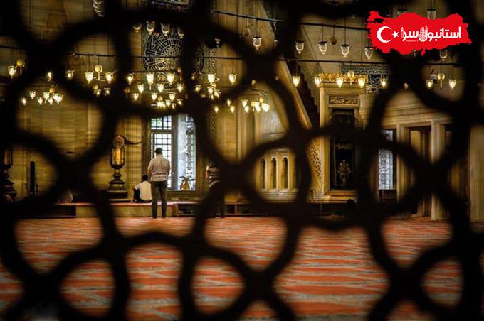 بایدها و نبایدهای سفر به ترکیه,نکاتی که باید قبل از سفر به ترکیه بدانید,مساجد تاریخی در استانبول