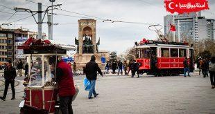 میدان تکسیم استانبول,Taksim,میدان تکسیم در استانبول و جاذبه های گردشگری نزدیک به آن