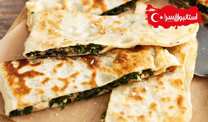Simit,نان گزلمه,نان سیمیت یکی از سوغاتیهای جذاب ترکیه,معروف ترین نان های ترکیه